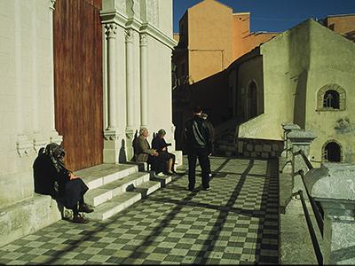 Calle en Sicilia | © Daniel Iriarte