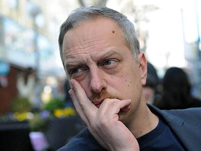 Antonio Scurati (Zagreb, 2012) | © Ognjen Alujevic / Libros del Asteroide