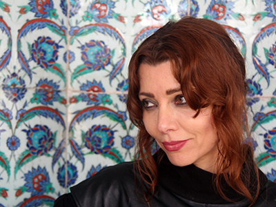 Elif Shafak (Estambul, Mar 2015) | © Ilya U. Topper / M'Sur