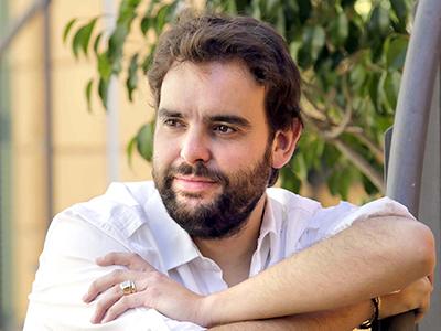 Dani de Morón (Mayo 2015) |  © José Luis Montero