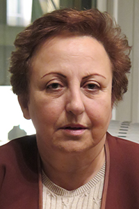 Shirin Ebadi (Roma, Dic. 2014) |  © Darío Menor