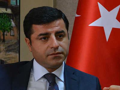 Selahattin Demirtas (Jul 2015) | ©  HDP / Cedida