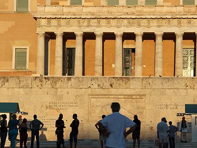 Parlamento griego (2012) | © Ilya U. Topper / M'Sur
