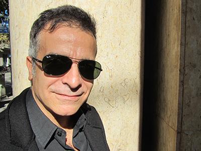 Marcello Fois (Sevilla, 2014) | © Alejandro Luque / M'Sur