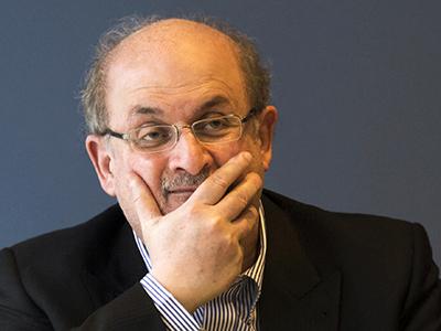 Salman Rushdie (Madrid,  Oct 2015) | © Sara Buzón