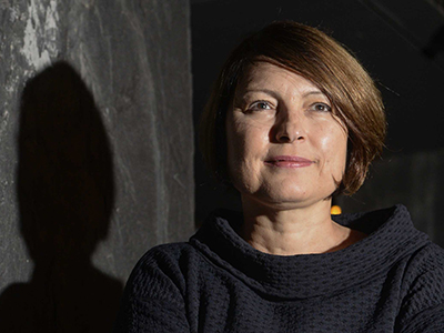 Clara Usón (Sevilla,Oct 2015)  | © Inma Flores