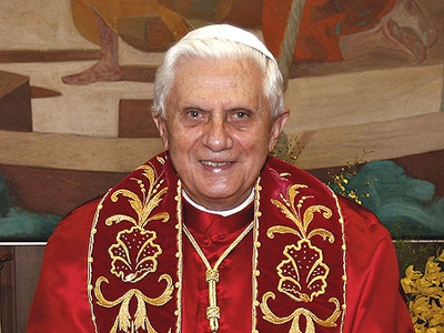 Benedicto XVI (2007) | CC: Fabio Pozzebom/ABr