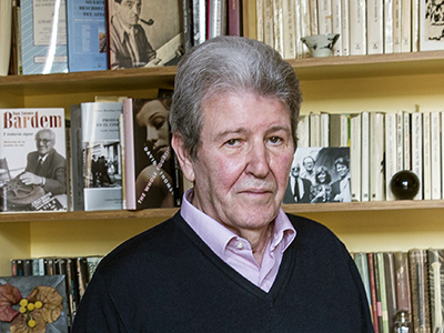 Jorge Herralde (2014) © Lisbeth Salas