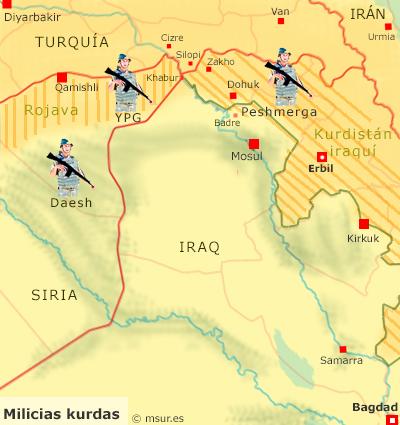 kurdistan-milicias