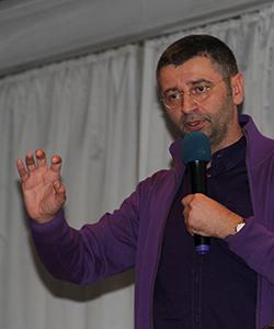 Eliezer Papo (Estambul, 2014) | © Ilya U. Topper / M'Sur