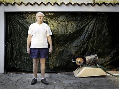 Un jubilado británico en el sur de España (2013) | © Joan Alvado