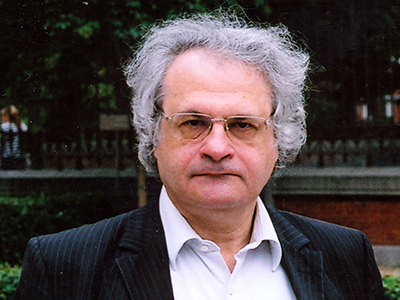 Amin Maalouf (Madrid, 2009) | © Ilya U. Topper / M'Sur