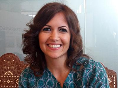 Farah Siraj (Sevilla, May 2016) | © Alejandro Luque / M'Sur