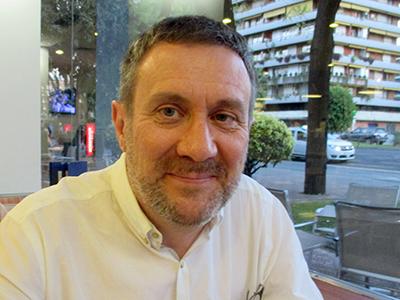 Luisge Martín (Sevilla, Nov 2016) | © Alejandro Luque /M'Sur