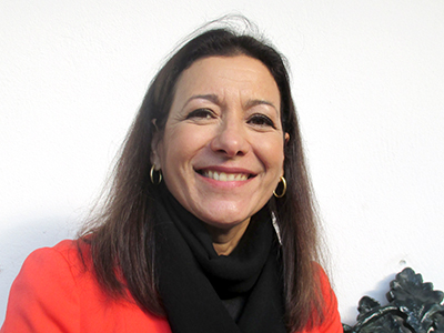 Ángela Rodicio (Sevilla, Nov 2016) |  ©  Alejandro Luque /M'Sur