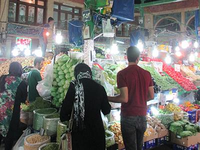Mercado de Tajrish en Teherán, el día del atentado (Jun 2017) | © Alejandro Luque / M'Sur