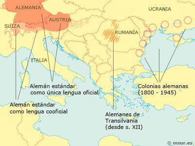alemán (mapa difusión)