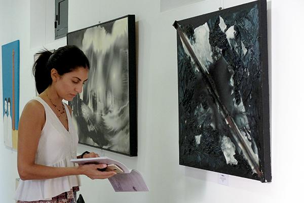 settima arte exposición
