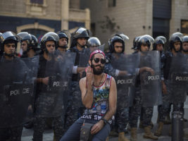 libano protestas