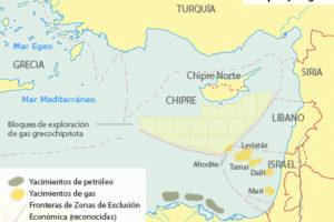 El gas que puede reunificar Chipre