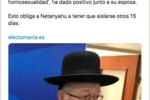 El virus, el ministro y los gays